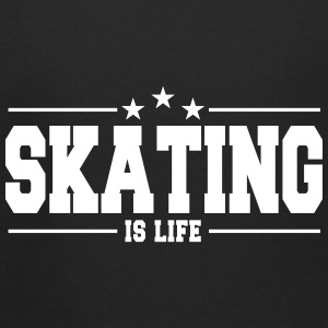 skating is life 1 Hoodies - Kids' Premium Hoodie