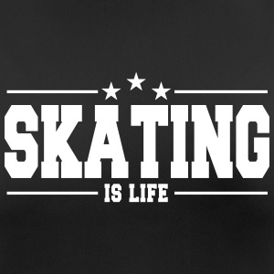 skating is life 1 Tee shirts - T-shirt respirant Femme