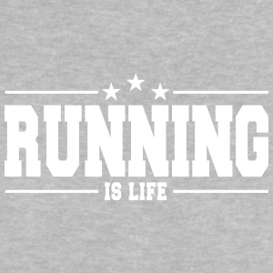 running is life 1 Baby Shirts  - Baby T-Shirt