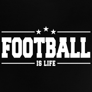 football is life 1 Camisetas Bebés - Camiseta bebé