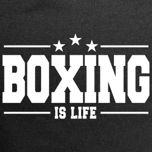 boxing is life 1 Kasketter & huer - Jersey-Beanie