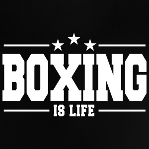 boxing is life 1 Camisetas Bebés - Camiseta bebé