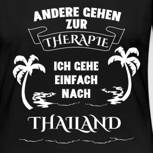 Thailand - holiday - therapy Long Sleeve Shirts - Women's Premium Longsleeve Shirt