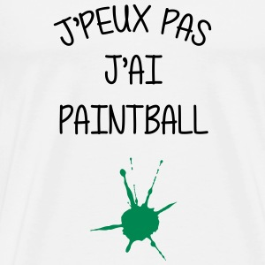 Paintball / Airsoft / Gaming / Geek / Gamer / Jeu Tee shirts - T-shirt Premium Homme