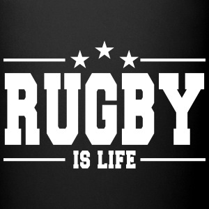 rugby is life 1 Tazze & Accessori - Tazza monocolore