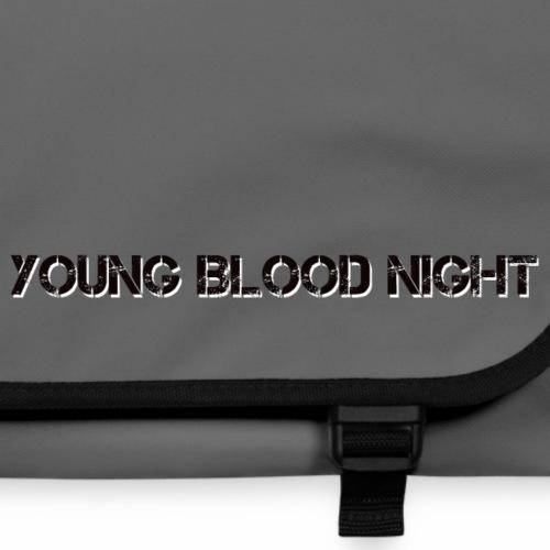 YBN Schriftzug