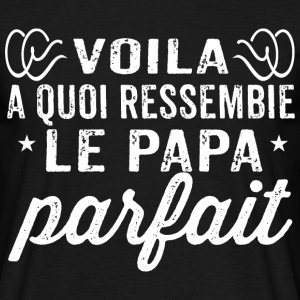 papaparfait.png Tee shirts - T-shirt Homme