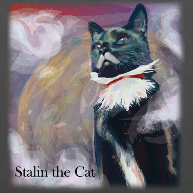 Stalin the Cat Bag