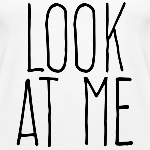 look at me Topper - Premium singlet for kvinner