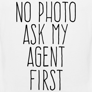 no photo ask my agent Sportkleding - Mannen Premium tank top