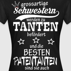 grossartige Schwestern  T-Shirts - Frauen T-Shirt