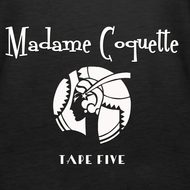 TAPE FIVE madame coquette top