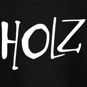 Holz  - Teenager T-Shirt
