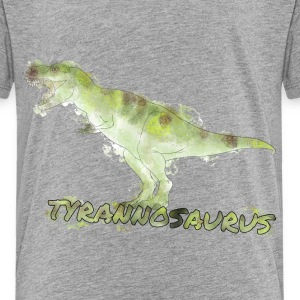 Animal Planet Dinosaurier Tyrannosaurus Rex - Kinder Premium T-Shirt