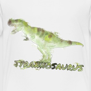 Animal Planet Dinosaurs Tyrannosaurus Rex - Teenage Premium T-Shirt