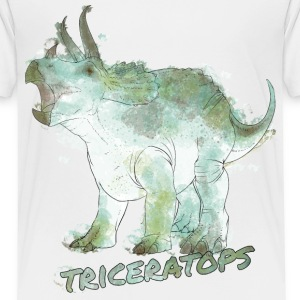 Animal Planet Dinosaurier Triceratops - Kinder Premium T-Shirt