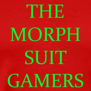 the morph suit gamers sport collection - Men's Premium T-Shirt