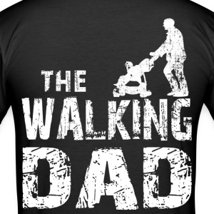Walking DAD  T-Shirts - Männer Slim Fit T-Shirt