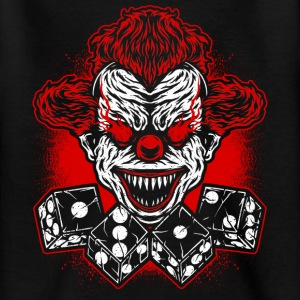 Football - clown Club - logo- Tee shirts - T-shirt Ado