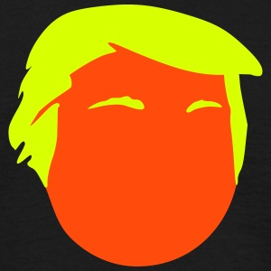 Trump Orange Head T-Shirts - Männer T-Shirt