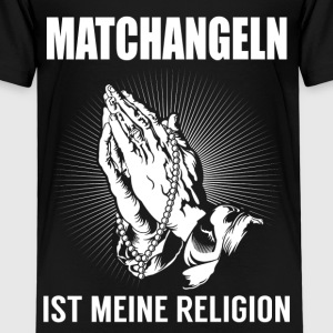 Match fishing - my religion Shirts - Kids' Premium T-Shirt