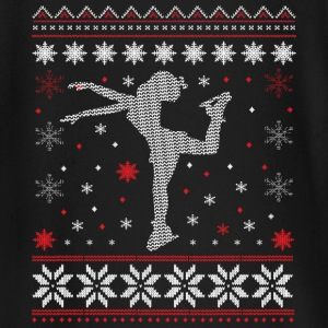 Skating - figure skating - ugly Christmas Baby Long Sleeve Shirts - Baby Long Sleeve T-Shirt
