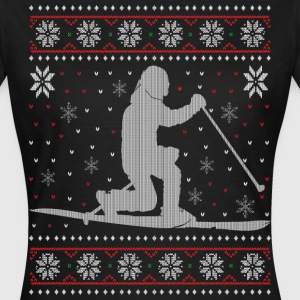 Telemark - Ugly Christmas Tee shirts - T-shirt Femme
