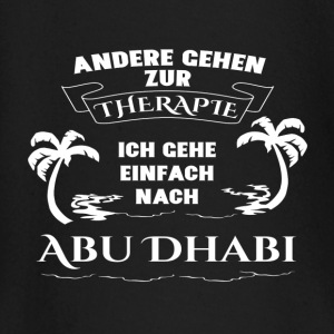 Abu Dhabi - therapy - holiday Baby Long Sleeve Shirts - Baby Long Sleeve T-Shirt
