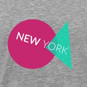 new york city T-Shirts - Männer Premium T-Shirt