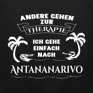 Antananarivo - therapy - holiday Sports wear - Men's Premium Tank Top