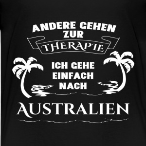 Australien - Therapie - Urlaub T-Shirts - Teenager Premium T-Shirt