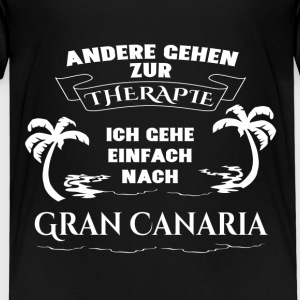 Gran Canaria - therapy - holiday Shirts - Kids' Premium T-Shirt