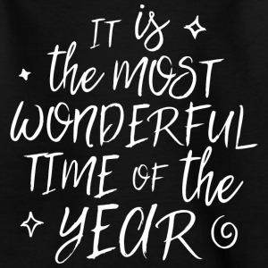 It is the most wonderful time of the year T-Shirts - Teenager T-Shirt