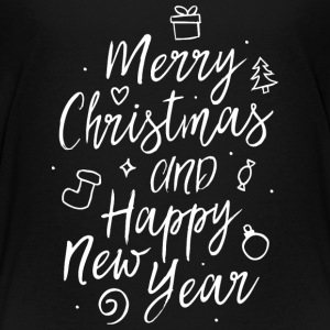 Merry Christmas and a happy new year T-Shirts - Teenager Premium T-Shirt