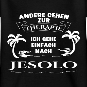 Jesolo - therapy - holiday Shirts - Kids' T-Shirt