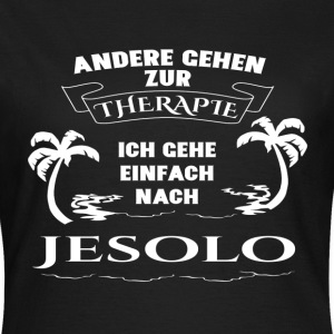 Jesolo - therapy - holiday T-Shirts - Women's T-Shirt