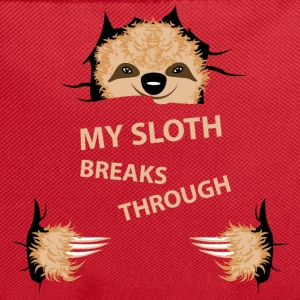 my sloth breaks trouth Sacs et sacs à dos - Sac à dos