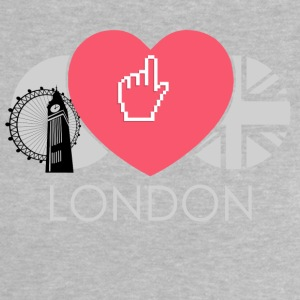 IN LOVE WITH LONDON Baby T-Shirts - Baby T-Shirt