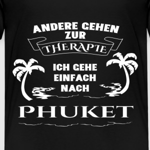 Phuket - therapy - holiday Shirts - Kids' Premium T-Shirt