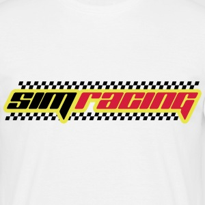 SimRacing v2 - T-shirt Homme