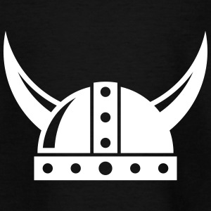 Viking Helmet Shirts - Kids' T-Shirt