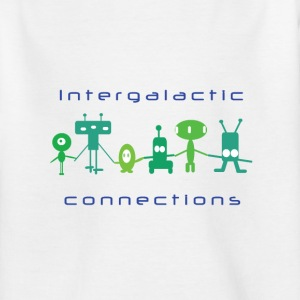 Aliens T shirt - Teenage T-shirt