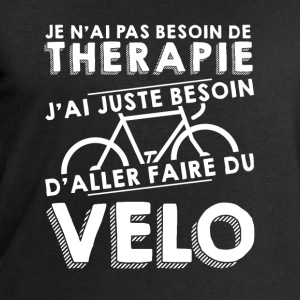 Thérapie - Faire Du Vélo2 Sweat-shirts - Sweat-shirt Homme Stanley & Stella