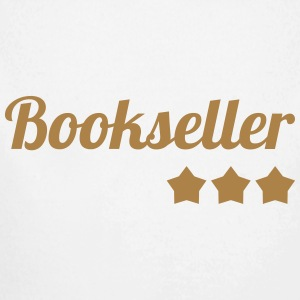Bookseller Bookstore Buchhändler Libraire Book Baby Bodysuits - Longlseeve Baby Bodysuit