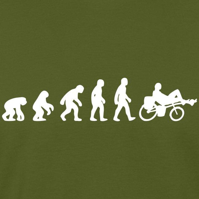 Evolution Liegerad Organic