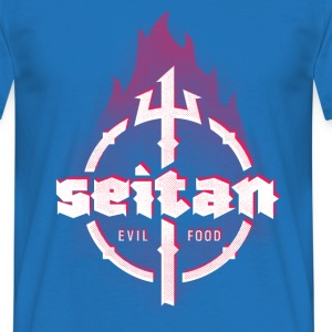 Seitan - Men's T-Shirt