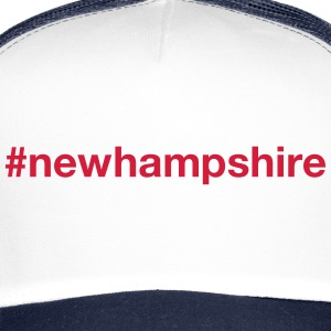 NEW HAMPSHIRE Czapki  - Trucker Cap