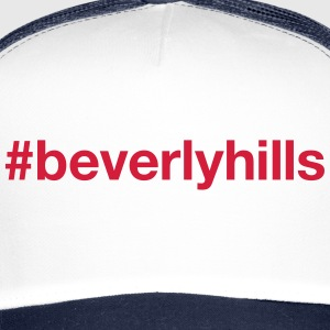 BEVERLY HILLS - Trucker Cap