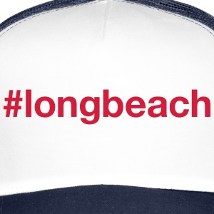 LONG BEACH Kepsar & mössor - Trucker Cap