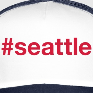 SEATTLE Czapki  - Trucker Cap